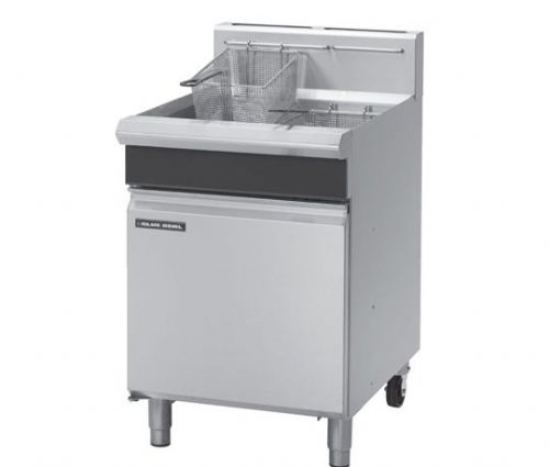 Blue Seal Evolution GT60 VEE Ray Single Tank Gas Fryer